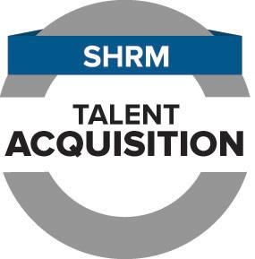 SHRM Talent Acquisition