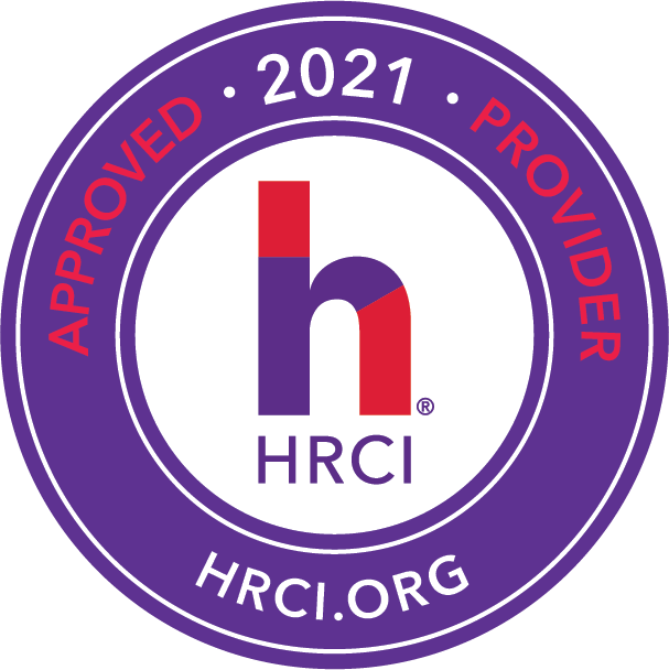 HRCI Approved Provider logo