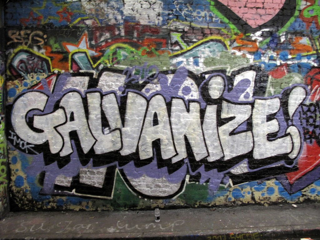 Galvanize Image
