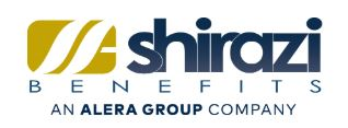Shirazi Benefits Logo